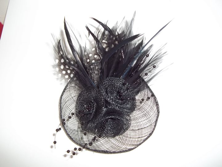 Black clip/Pin fascinartor