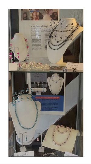 Range of jewellery