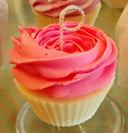 Quintessence Cupcake