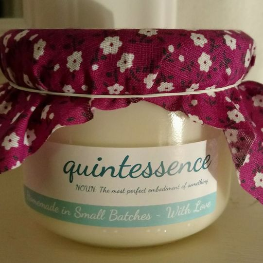 Quintessence Jar