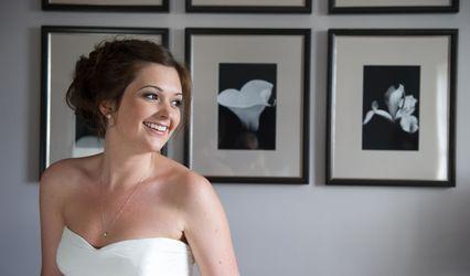 Berkshire Wedding Hair and Makeup