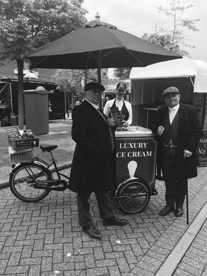 Sweets and Treats Thomas and Family Ltd - Mobile Bike Hire - Ice Cream / Prosecco / Pimms 2