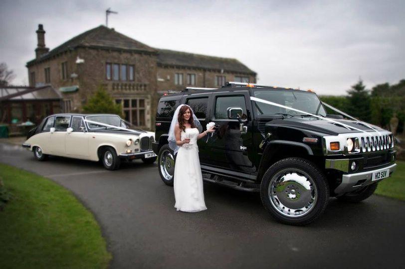 Country house Hummer & Daimler