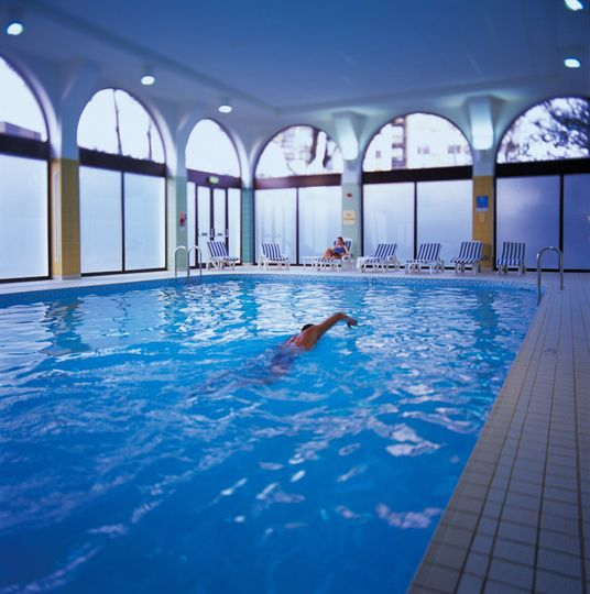 Leisure Club swimming pool