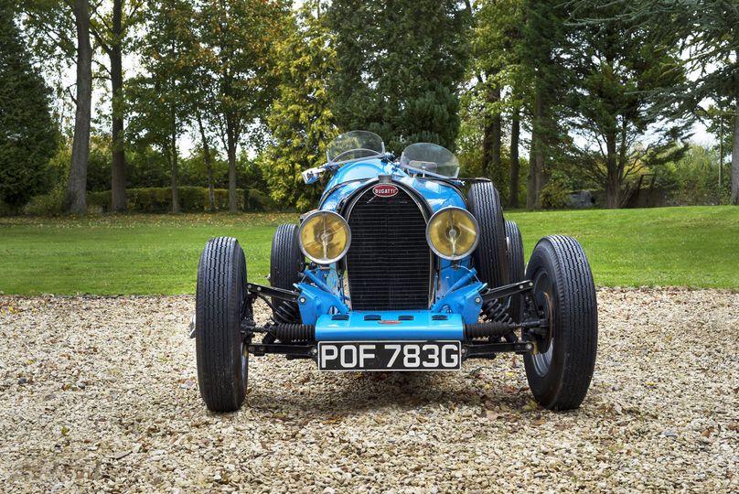 Bugatti for that something blue