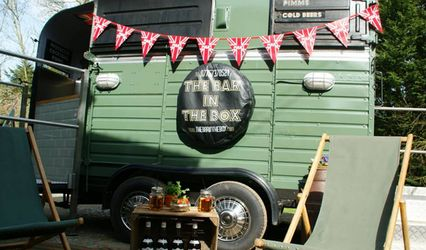 The Bar In The Box - Bar Hire
