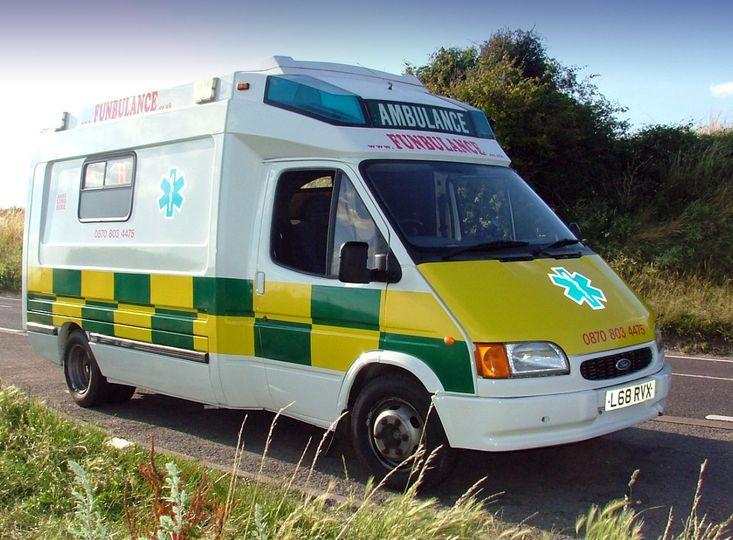 Funbulance Ambulance Limousine