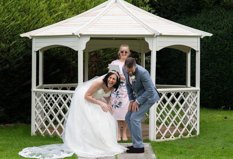 Wedding Garden Pavilion