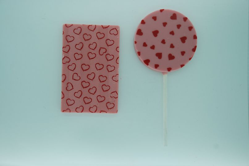 Lolly and credit card