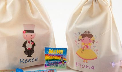 Funky Dory Party Bags 1