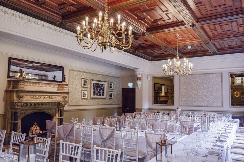 Wedding Meal - Hathaway Suite