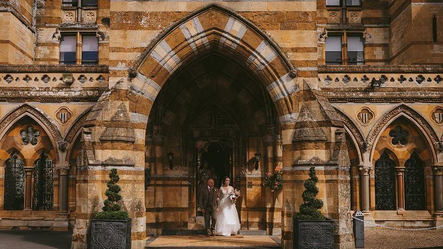 Ettington Park - Entrance