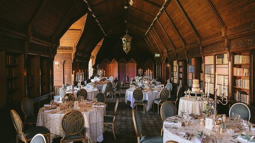 Wedding Meal - Long Gallery