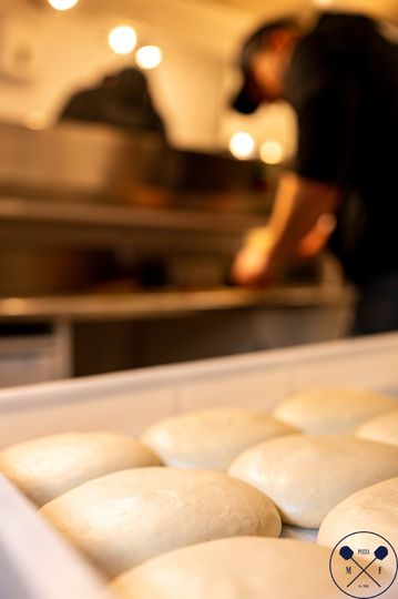 48 hour fermented dough