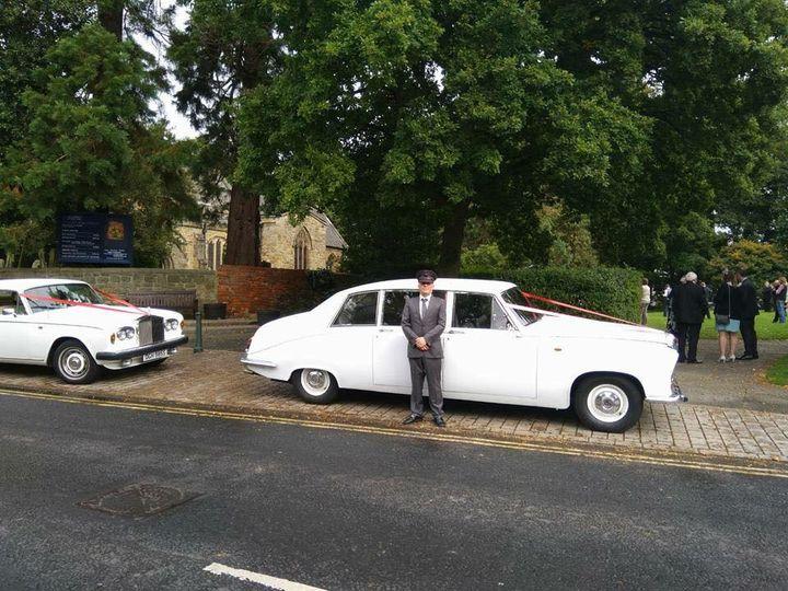 Rolls and Daimler