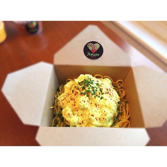 Amare Chicken Curry Pasta