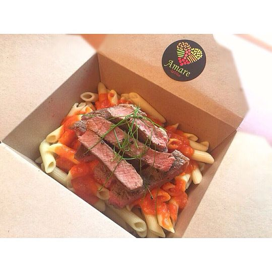 Amare Pasta & Steak