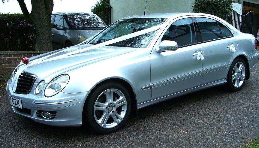 Mercedes Saloon 4 seats