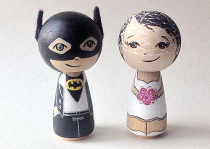 Batman and Bride