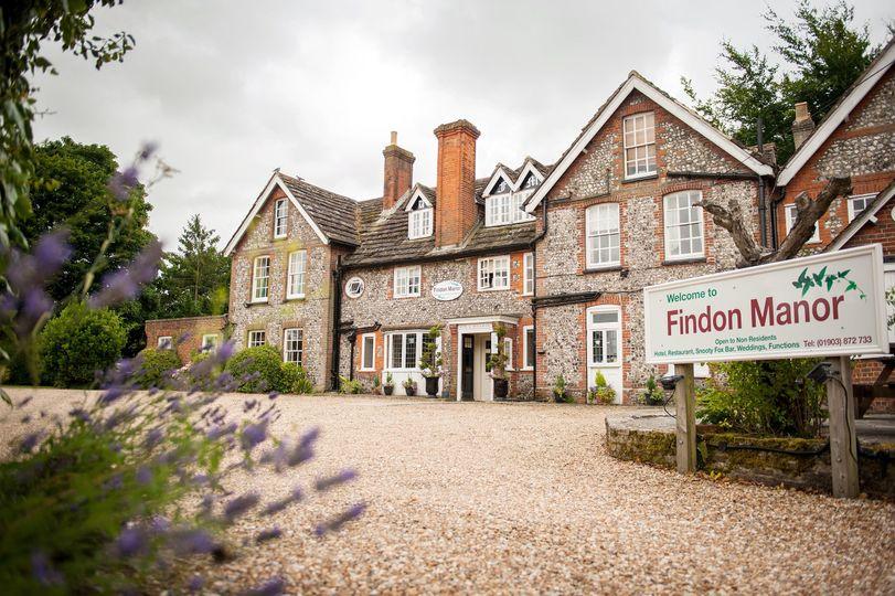 Findon Manor