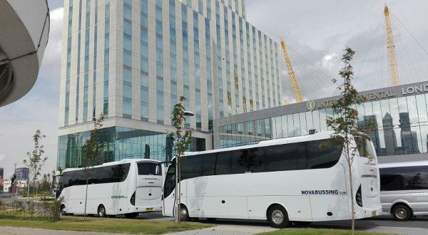 Luxury Coach Hire for Weddings