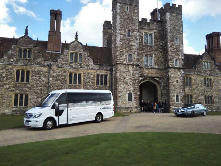 Luxury Kent Minibus Hire