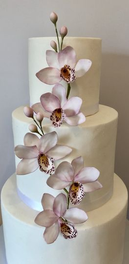 Orchids 3 Tier