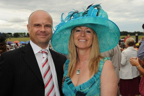 A day out at Beverley racecourse - hat spotting
