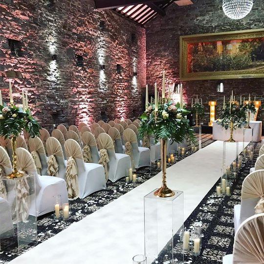 The Great hall. Civil ceremony