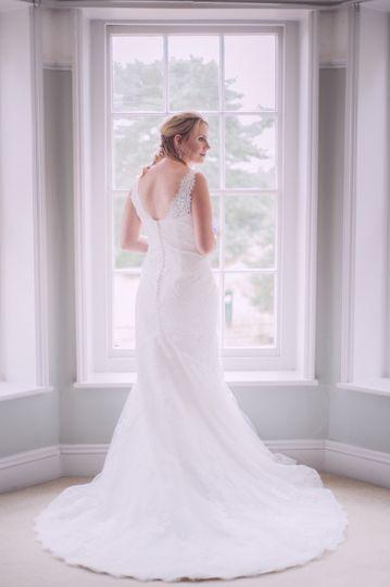 Pre-wedding portrait - David Tinkler Photography