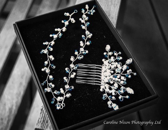 Bridal prep - jewellery