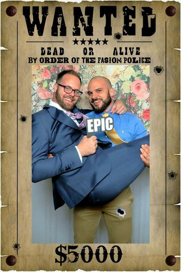 Photo Booths Sweetpea party carts 15