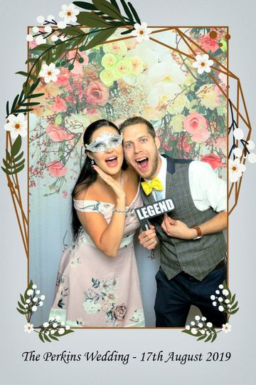 Photo Booths Sweetpea party carts 16