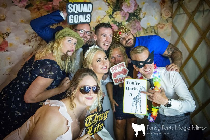 Photo Booths Sweetpea party carts 18