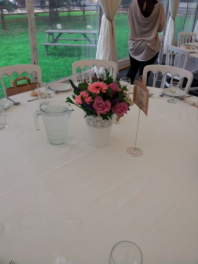 Country table centre