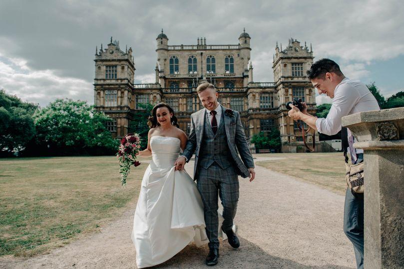 Mansion wedding - Coales Capture Wedding Photography