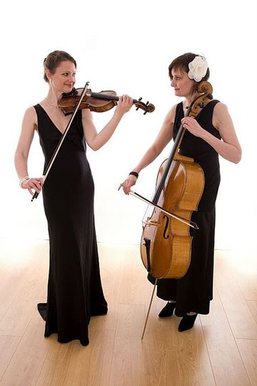 Bowfiddle Duo