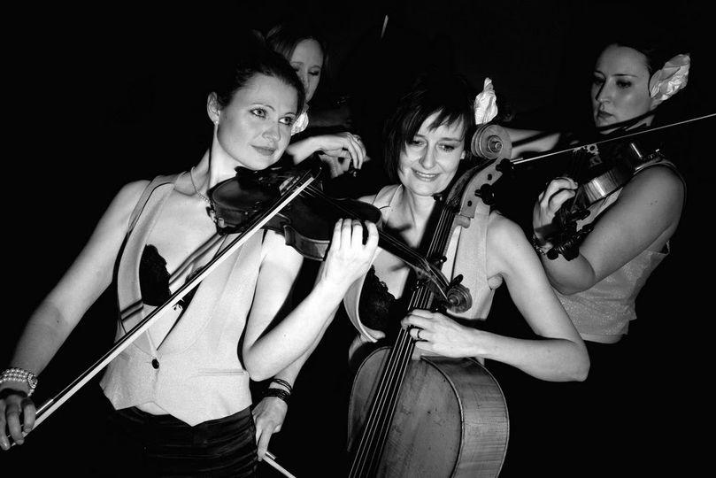 Bowfiddle Quartet