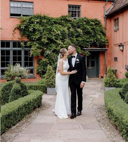 Real Weddings - Bryony & Tom