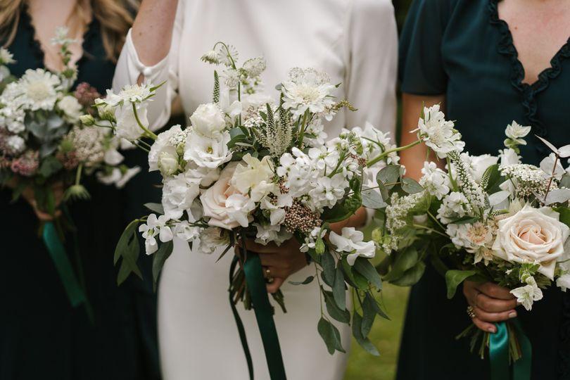 Bridal Boquets - Detail