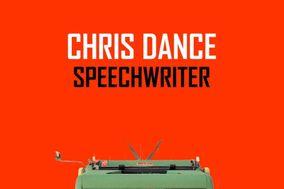 Chris Dance - Speechwriter