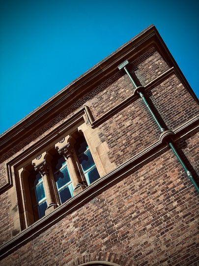 Original Victorian windows