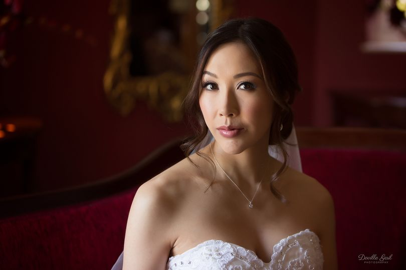 Photographers Doville Gail Photography - Beautiful bride
