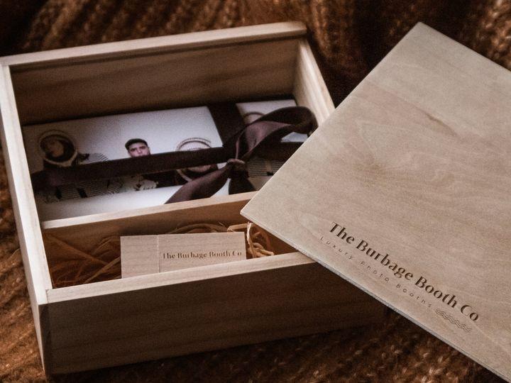 USB & Photo Memory Box