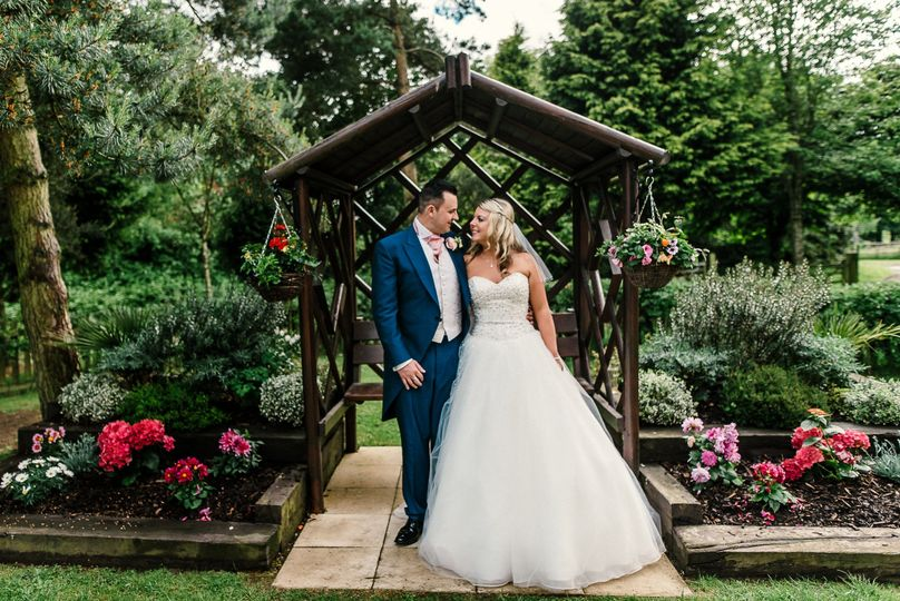 Our Beautiful Wedding Garden