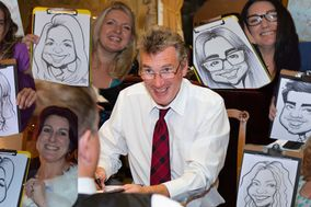 Rye Smile Caricatures