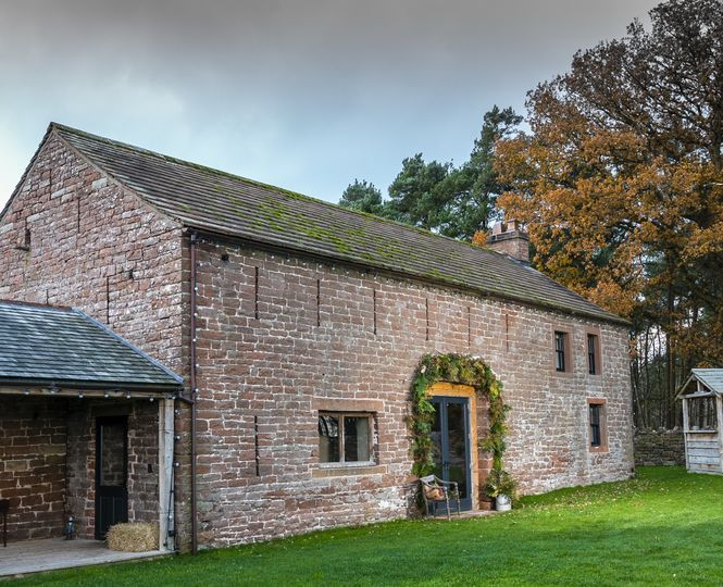 High Barn, Edenhall Estate