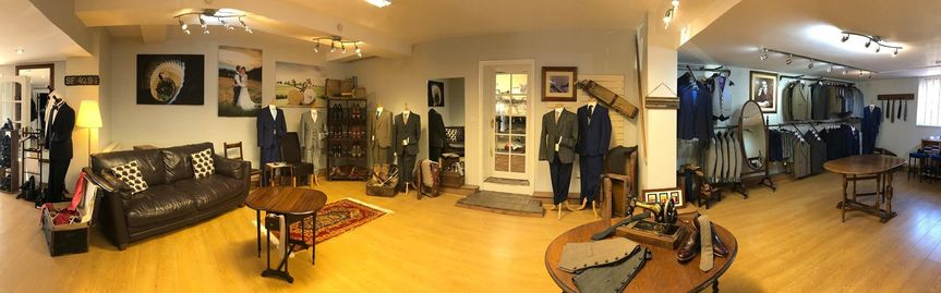 The retail shop