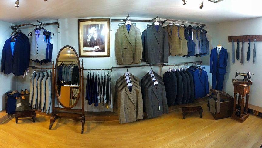 Formalwear shop