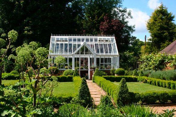 Plum Park garden